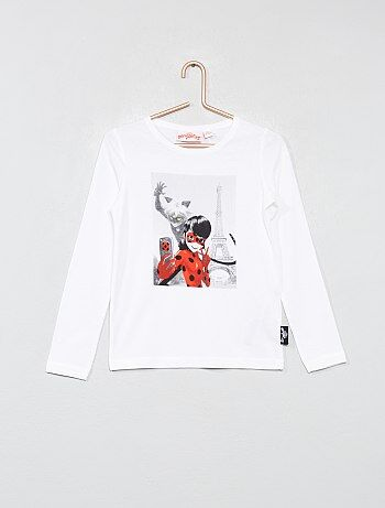 68296891b65 Camiseta estampada  Prodigiosa  - Kiabi
