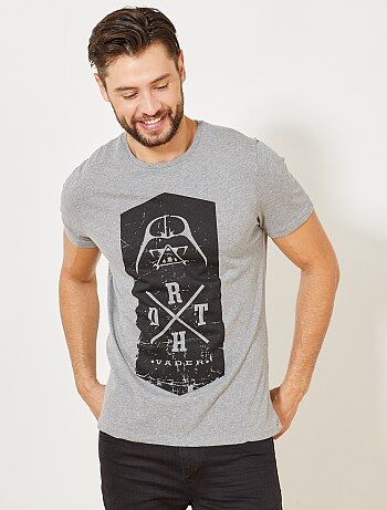Camiseta estampada 'Star Wars' - Kiabi
