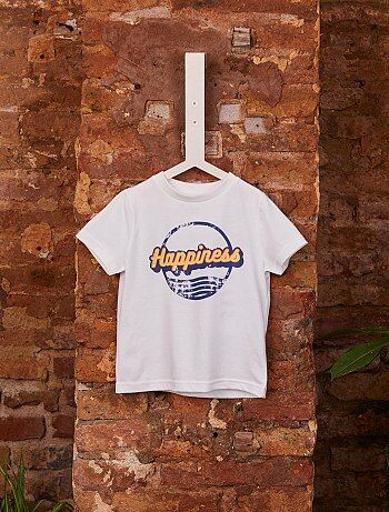 Camiseta estampada vintage - Kiabi ea4c4500113b