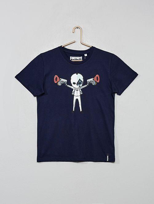 Camiseta 'Fortnite'                             antractita