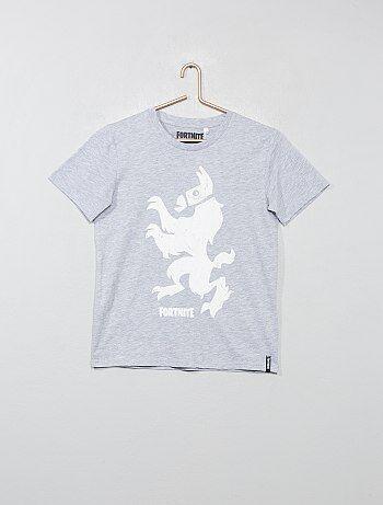 ddf08ac71 Dj Llama Fortnite Camiseta De Manga Larga Ninos Teepublic Mx - fortnite  symbol fortnite symbol camiseta