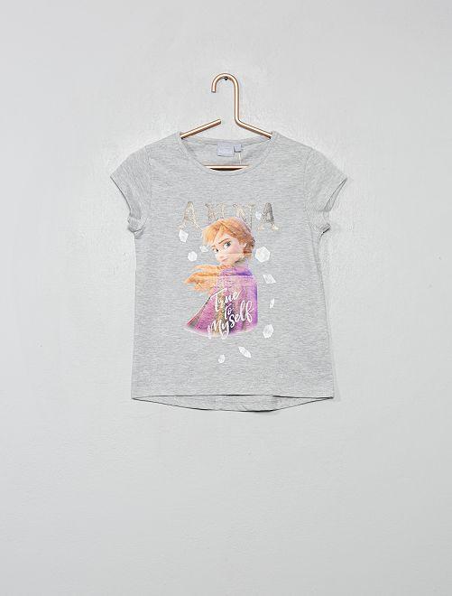 Camiseta 'Frozen 2'                             GRIS