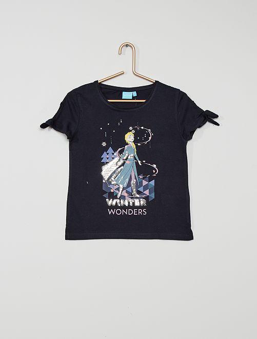Camiseta 'Frozen'                                         AZUL