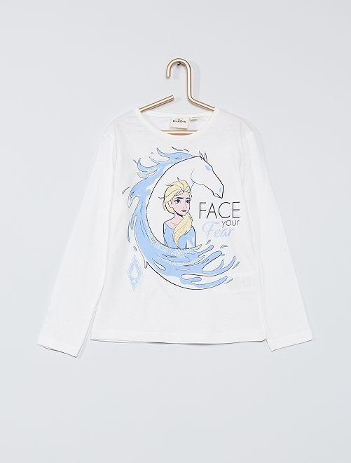 Camiseta 'Frozen'                                         crudo