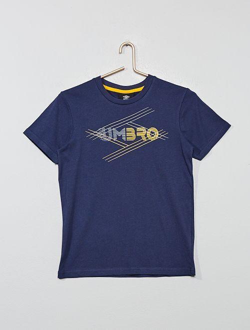 Camiseta gráfica 'Umbro'                             AZUL
