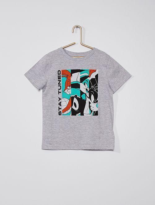 Camiseta 'Looney Tunes'                             GRIS