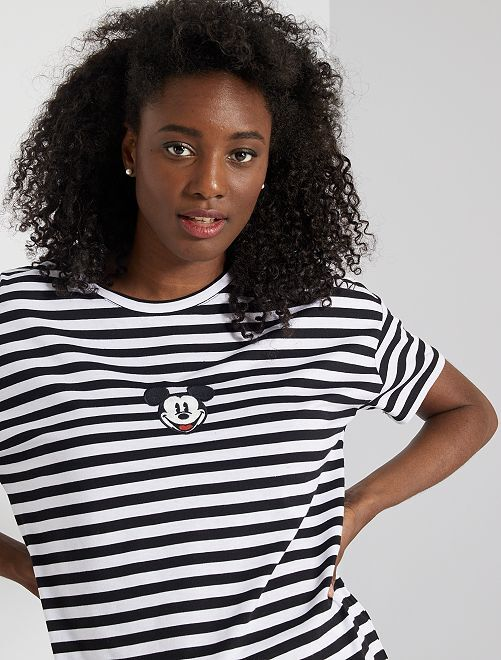 Camiseta marinera 'Mickey'                                                                                                                                                                             AZUL