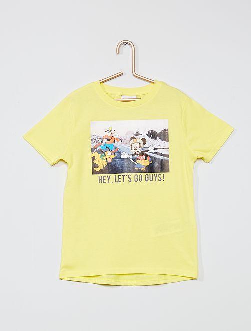 Camiseta 'Mickey'                                                     AMARILLO