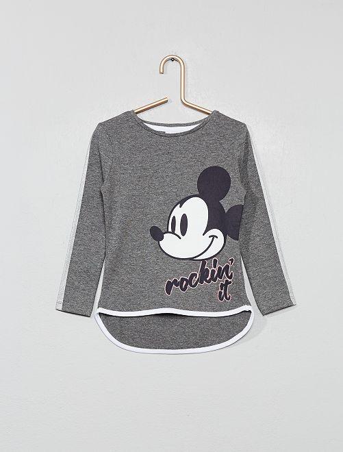Camiseta 'Mickey'                                         gris