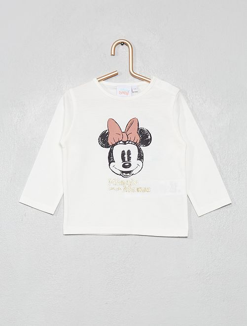 Camiseta 'Minnie'                                                                 BLANCO