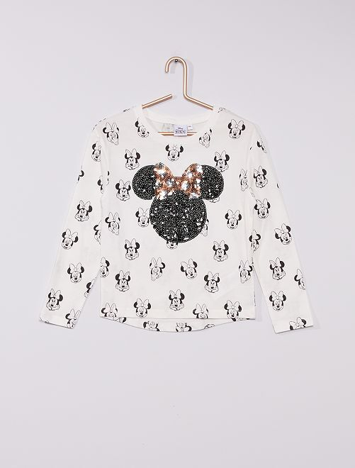 Camiseta 'Minnie' de 'Disney'                                         BLANCO