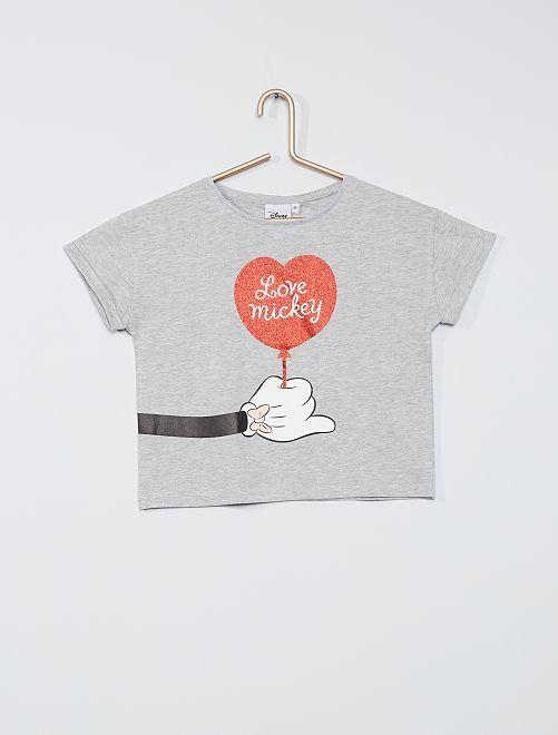 Camiseta 'Minnie'                                         GRIS
