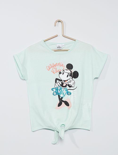 Camiseta 'Minnie Mouse'                                 VERDE