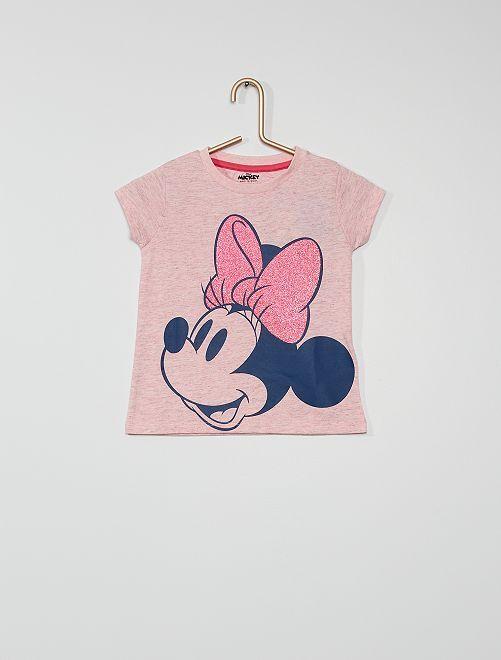 Camiseta 'Minnie'                             ROSA