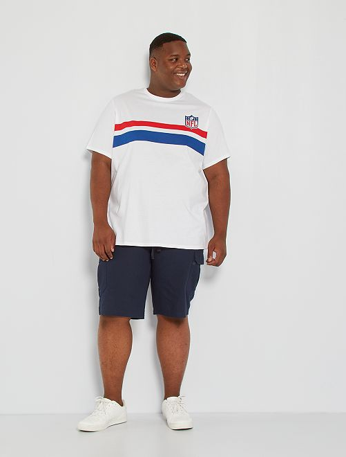 Camiseta 'NFL'                             blanco