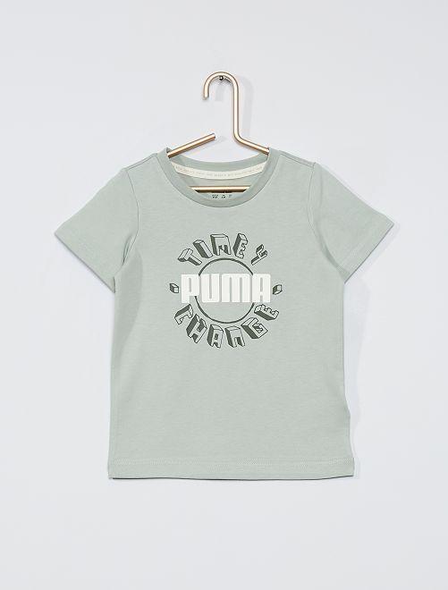 Camiseta 'Puma'                             AZUL