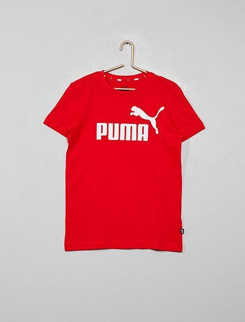 Camiseta 'Puma'                                                                 ROJO