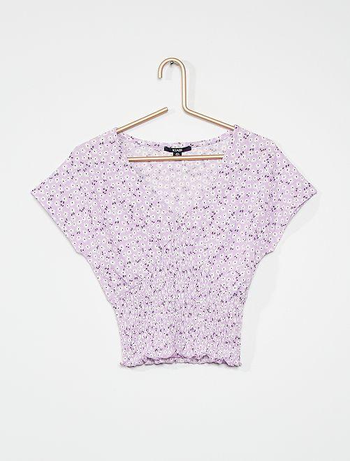 Camiseta                             PURPURA