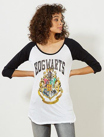 Camiseta raglán 'Harry Potter' - Kiabi