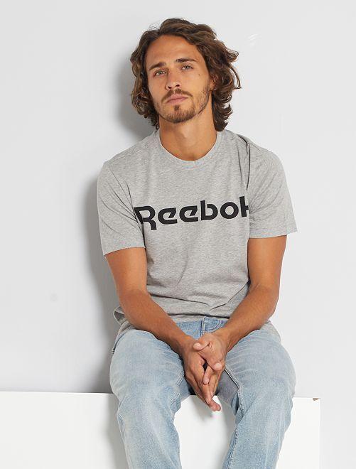 Camiseta 'Reebok'                             GRIS