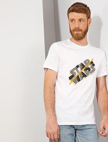 940e36db2 Camiseta regular  Star Wars  - Kiabi