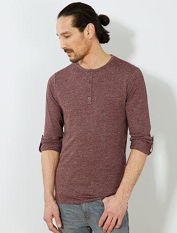 Compra online tus camisetas de manga larga para Hombre  eb097e00913ba