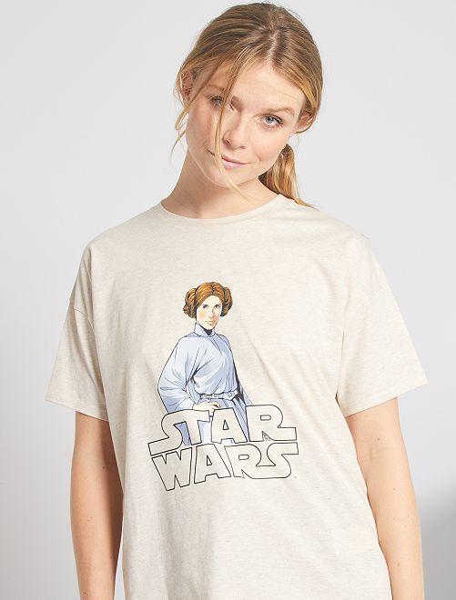 Camiseta 'Star Wars'                                         BEIGE
