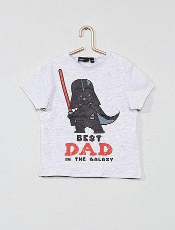 de4021732 Camiseta  Star Wars  - Kiabi