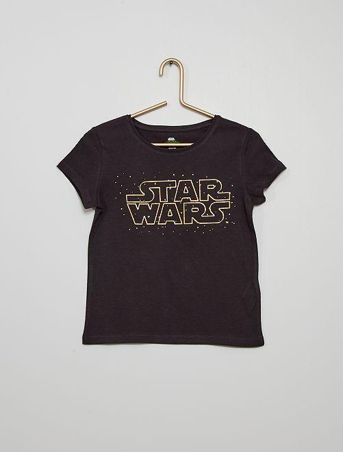 Camiseta 'Star Wars'                             GRIS