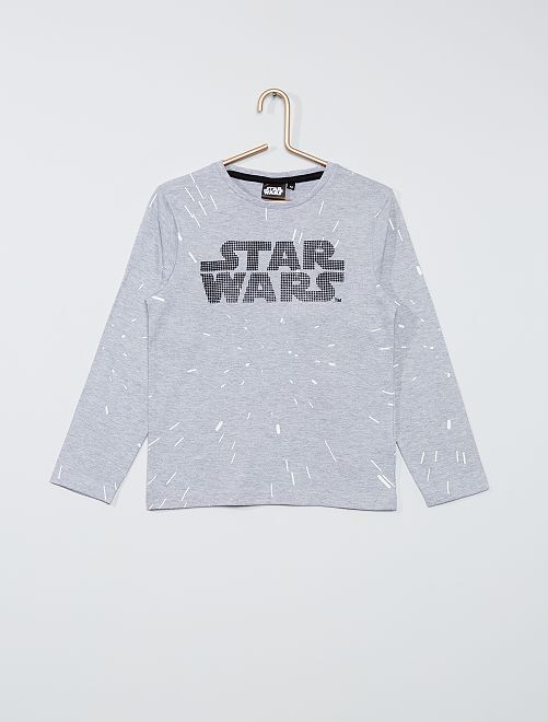 Camiseta 'Star Wars'                                         gris