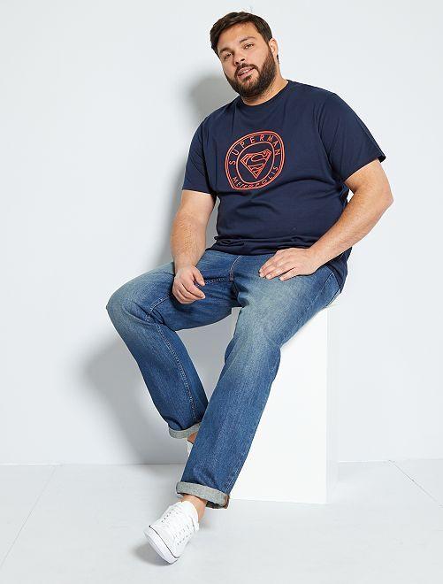 Camiseta 'Superman'                             AZUL