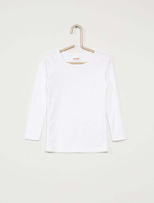 Camiseta Thermolactyl 'Damart'                                         blanco
