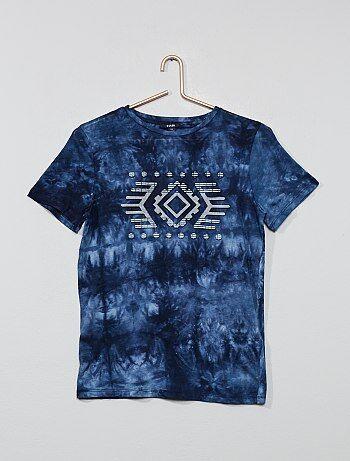 58df7df08 Niño 10-18 años - Camiseta tie-dye - Kiabi