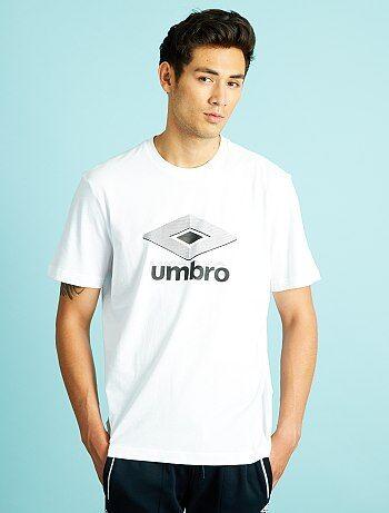 Camiseta 'Umbro' con logotipo gráfico - Kiabi