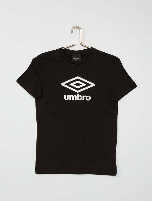 Camiseta 'Umbro'                                         NEGRO