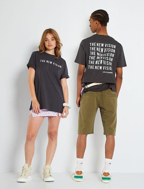 Camiseta unisex                             GRIS