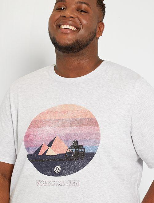 Camiseta 'Volkswagen'                             GRIS