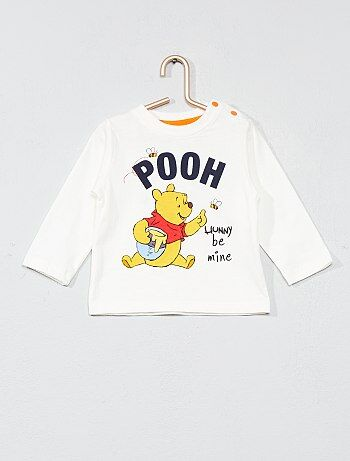 Niño 0-36 meses - Camiseta 'Winnie The Pooh' - Kiabi