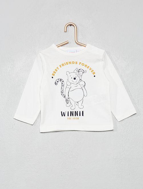 Camiseta 'Winnie the Pooh'                                         BLANCO