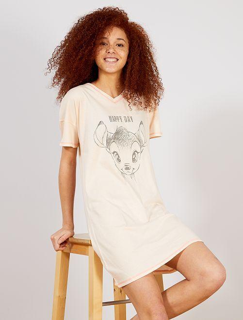 Camisón 'Bambi'                                         rosa Lencería de la s a la xxl