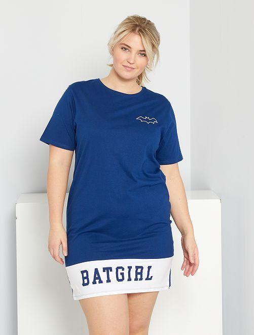 Camisón 'Batgirl'                             AZUL