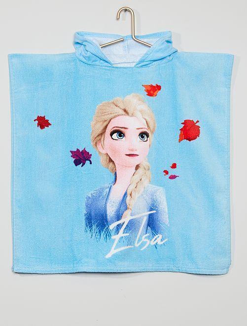 Capa de baño de 'Frozen'                             azul