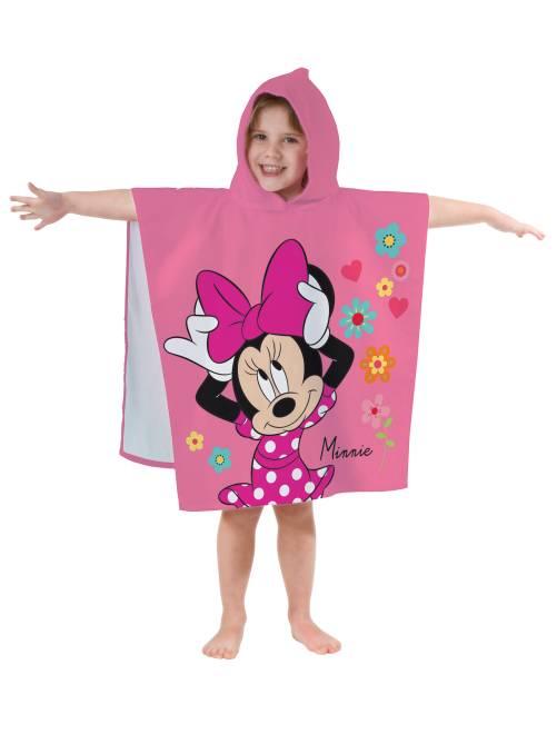 Capa de baño 'Minnie Mouse'                             rosa