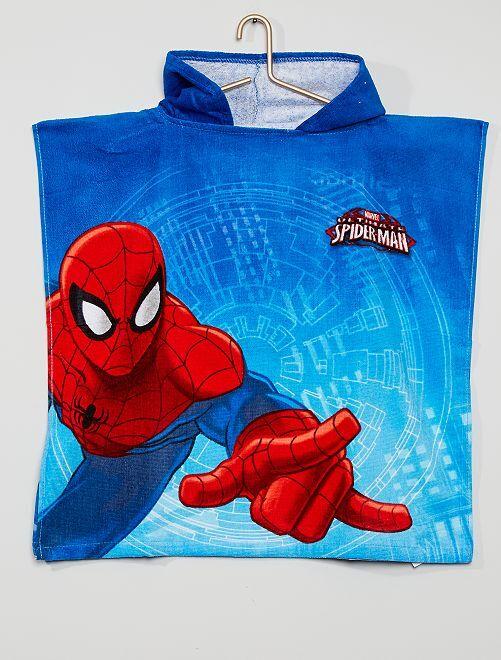 Capa de baño 'Spider-Man'                             azul