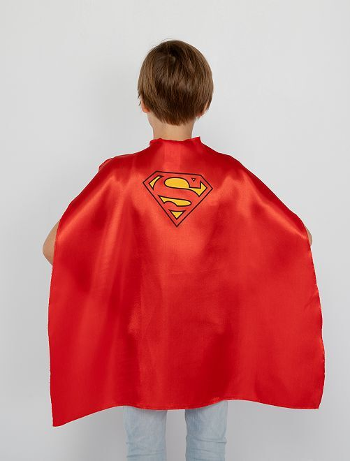 Capa 'Super-Man'                             ROJO