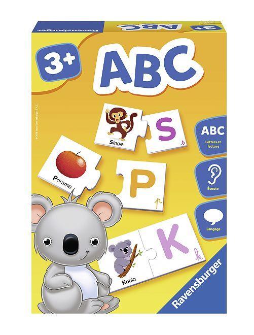 Cartas-puzzles alfabeto Ravensburger                             multicolor