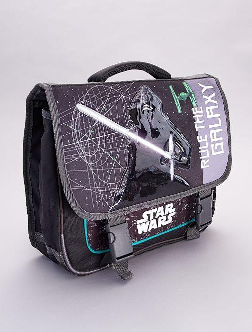 Cartera fluorescente 'Star Wars' de 'Disney'                             negro