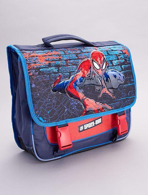 Cartera 'Spider-Man' de 'Marvel'                             azul/rojo