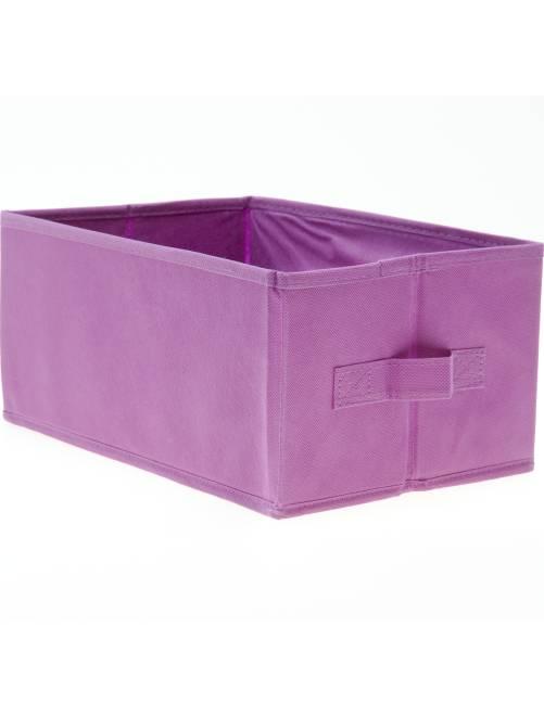 Cesta pequeña plegable                                                                                             violeta