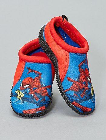 722a96b5f800b Niño 0-36 meses - Chanclas cerradas  Spider-man  - Kiabi